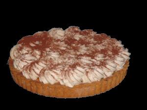 notre tarte aux marrons